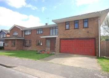Thumbnail 6 bed detached house for sale in Welbeck Drive, Langdon Hills, Essex