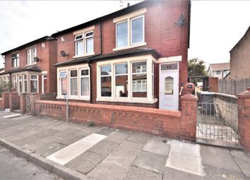 Thumbnail 2 bed semi-detached house for sale in Ripon Road, Blackpool, Lancashire