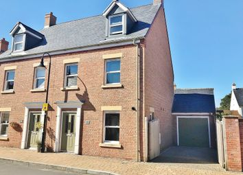 Thumbnail 3 bed semi-detached house for sale in Trecastle Road, Swindon