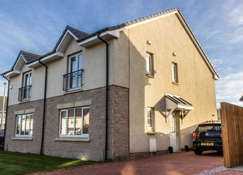 Thumbnail 3 bed semi-detached house for sale in Balquharn Circle, Portlethen, Aberdeen