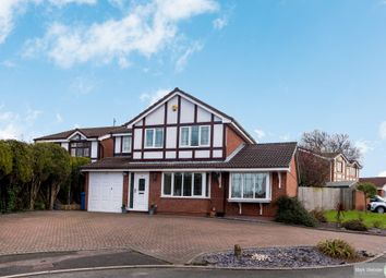 4 bed detached house for sale in Sudeley, Two Gates, Tamworth B77