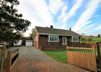 Thumbnail 4 bed detached bungalow for sale in Grange Villa, Chester Le Street