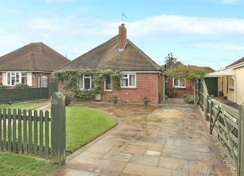 Thumbnail 3 bed detached bungalow for sale in Ocean Drive, Ferring, Worthing
