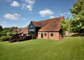Thumbnail 5 bed barn conversion for sale in Wooburn Green Lane, Beaconsfield