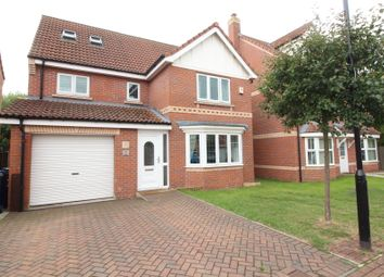 Thumbnail 6 bed detached house for sale in Spitfire Way, Auckley, Doncaster