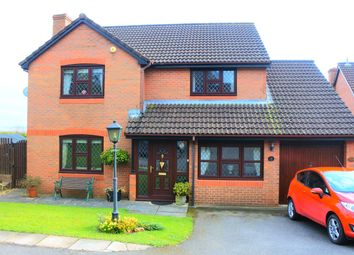 Thumbnail 4 bed detached house for sale in Pennyfarthing Lane, Undy, Caldicot