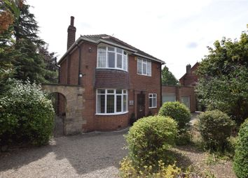 Thumbnail 3 bed detached house to rent in Davies Avenue, Roundhay, West Yorkshire