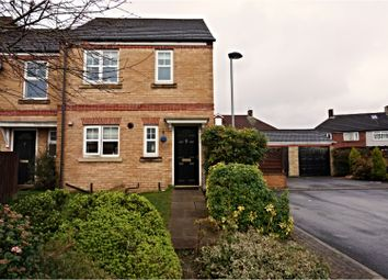 Thumbnail 3 bed end terrace house for sale in Braine Croft, Bradford