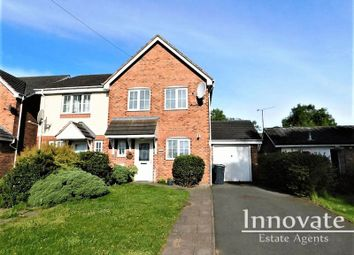 Thumbnail 3 bedroom semi-detached house for sale in Huntingdon Road, West Bromwich