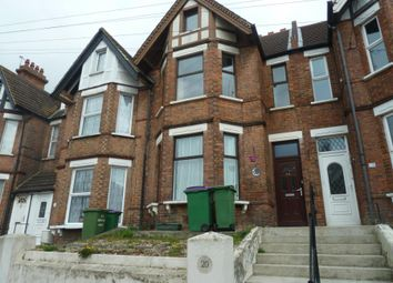 Thumbnail 3 bed terraced house to rent in Bradstone Avenue, Folkestone