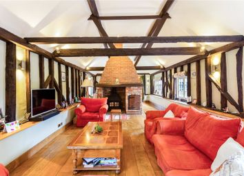 Thumbnail 4 bed barn conversion for sale in Bognor Road, Rowhook, West Sussex