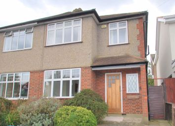 Thumbnail 3 bed property to rent in Chessington Road, West Ewell, Epsom