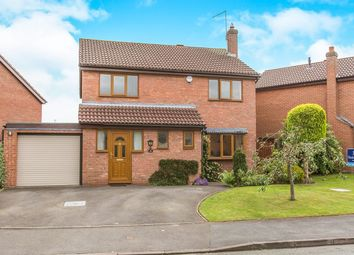 Thumbnail 4 bed detached house for sale in Edward German Drive, Whitchurch
