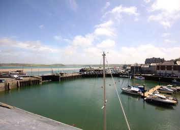 Thumbnail 1 bed flat for sale in North Quay, Padstow
