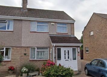 Thumbnail 3 bed semi-detached house for sale in Hazel Cote Road, Whitchurch, Bristol