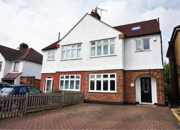 Thumbnail 4 bed semi-detached house for sale in Blackbrook Lane, Bromley