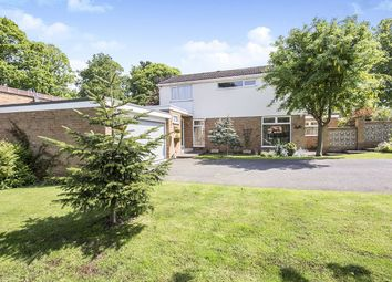 Thumbnail 4 bed detached house for sale in Woodbank, Glen Parva, Leicester