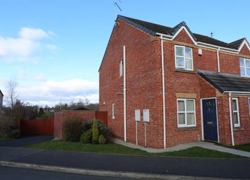Thumbnail 2 bedroom semi-detached house for sale in Willowtree Grove, Heron Cross