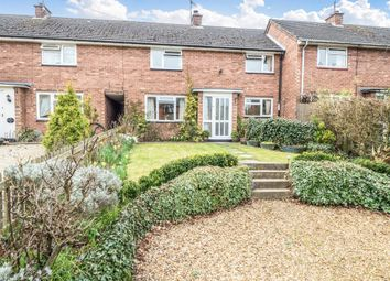 Thumbnail 3 bed terraced house for sale in Council Houses, Ashorne, Warwick