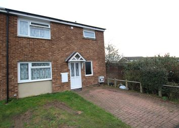Thumbnail 4 bed end terrace house to rent in Ness Walk, Witham, Essex