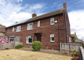Thumbnail 3 bed semi-detached house for sale in Vale Road, Mansfield Woodhouse, Mansfield, Nottinghamshire