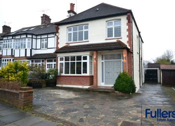 Thumbnail 4 bed detached house for sale in Hoodcote Gardens, Winchmore Hill
