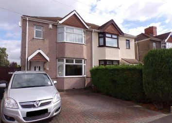 Thumbnail 3 bed semi-detached house for sale in Bexley Road, Fishponds, Bristol