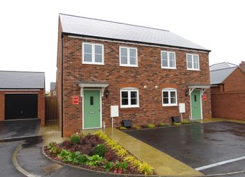 Thumbnail 2 bed semi-detached house for sale in Little Morton, Ashlawn Road, Rugby