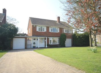 4 bed detached house for sale in Chiltern Way, Tonbridge TN9