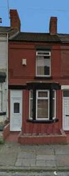 Thumbnail 2 bedroom terraced house for sale in Harrowby Road, Birkenhead, Merseyside
