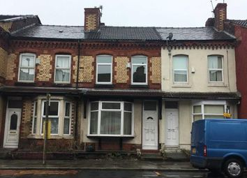 Thumbnail 3 bed terraced house for sale in 44 Hawthorne Road, Bootle, Merseyside