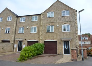 Thumbnail 4 bedroom town house for sale in Oak Square, Crowland, Peterborough