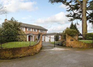 Thumbnail 5 bed detached house for sale in Ashmead Lane, Denham Village, Buckinghamshire