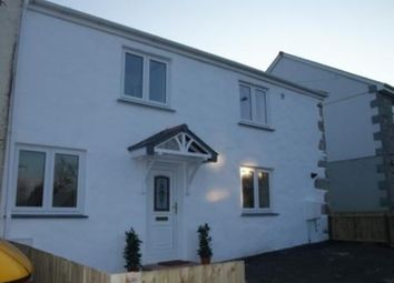 Thumbnail 2 bed end terrace house to rent in Fore Street, Pool, Redruth