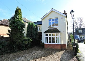 Thumbnail 3 bed semi-detached house for sale in Liberty Lane, Addlestone