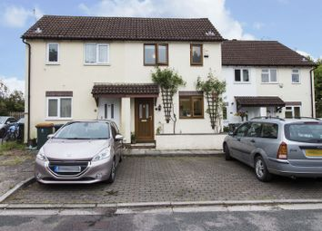 Thumbnail 1 bed terraced house for sale in Beech Grove, St. Brides Wentlooge, Newport