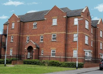 Thumbnail 1 bed flat for sale in Fulmen Close, Lincoln