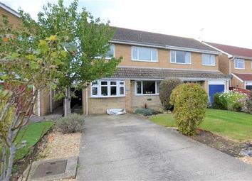 Thumbnail 4 bed semi-detached house for sale in Hildyard Close, Hardwicke, Gloucester