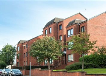 Thumbnail 1 bed flat for sale in Ascot Court, Kelvindale, Glasgow