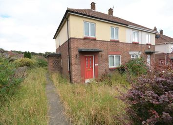 Thumbnail 2 bed semi-detached house for sale in Dunning Road, Ferryhill
