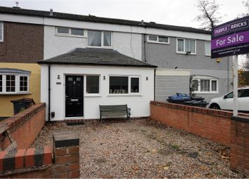 Thumbnail 3 bedroom terraced house for sale in Kendrick Avenue, Birmingham