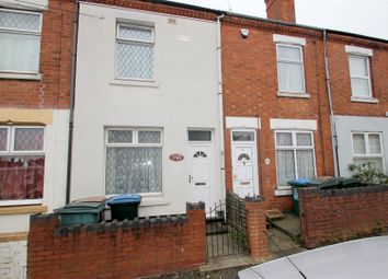 3 bed terraced house for sale in Nicholls Street, Stoke, Coventry CV2