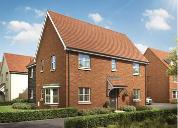 """Thumbnail 4 bed detached house for sale in """"The Copwood """" at Hollow Lane, Broomfield, Chelmsford"""