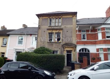 Thumbnail Terraced house for sale in Kensington Place, Newport, Gwent.