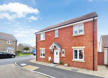 Thumbnail 4 bedroom detached house for sale in Bridling Crescent, Newport