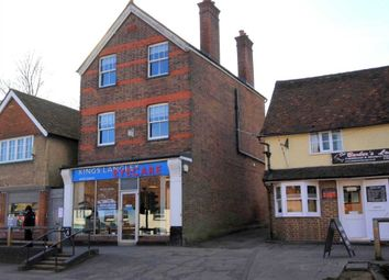 Thumbnail 2 bed duplex for sale in Saddlers Walk, High Street, Kings Langley