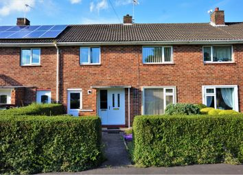 Thumbnail 3 bed terraced house for sale in Brattleby Crescent, Lincoln