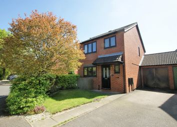 3 bed link-detached house for sale in Anglesey Close, Bishop's Stortford CM23