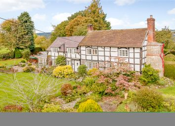 Thumbnail 4 bed detached house for sale in Kingsland, Leominster, Herefordshire