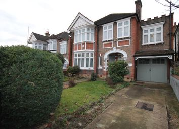 Thumbnail 4 bed detached house to rent in Gunnersbury Avenue, Ealing